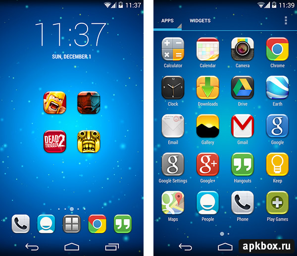Тема На Андроид Скачать Бесплатно На Русском - фото 10