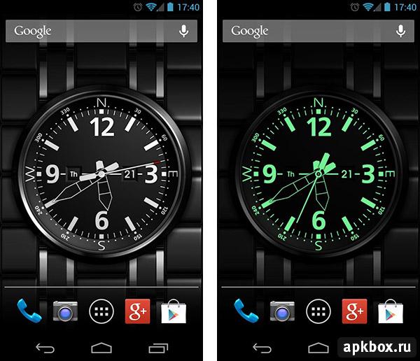 Приложения и живые обои для android