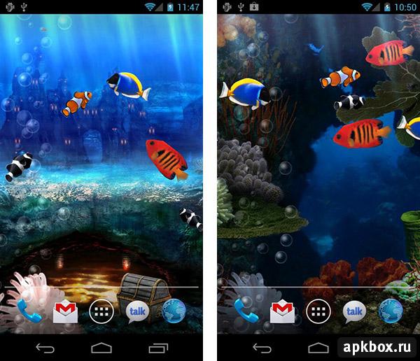 Скачать живые приложения на андроид