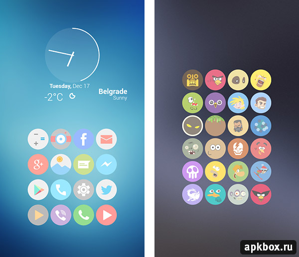 Cryten Icon Pack