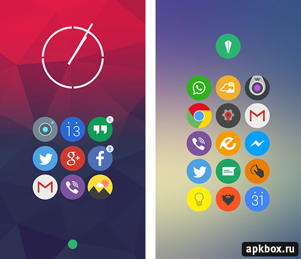 Elun Icon Pack