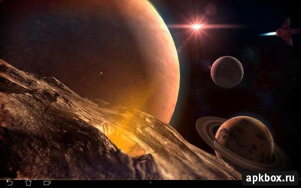 Alien Planetscape (page 3) - Pics about space