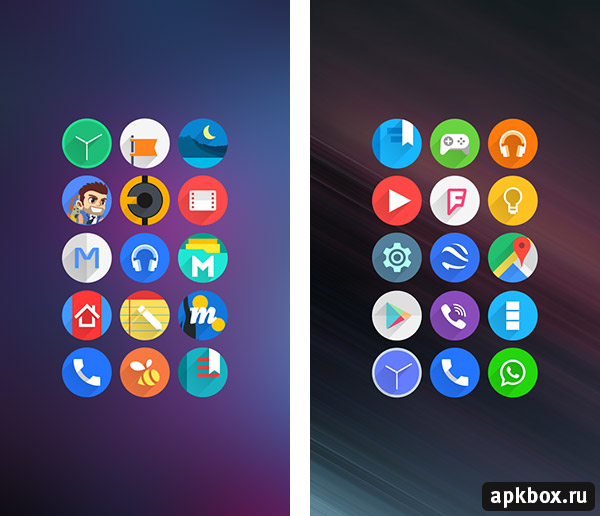 Yitax Icon Pack