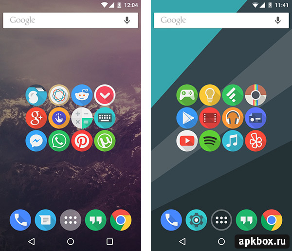 Click UI Icon Pack