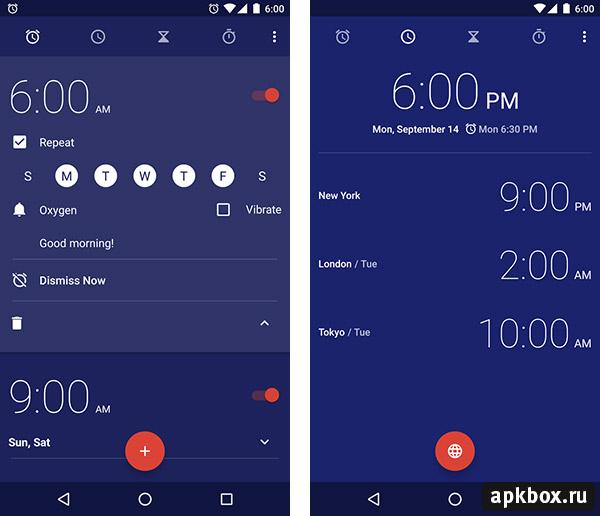 Как Поставить Часы На Андроид
