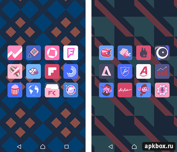 Teron Icon Pack for Android