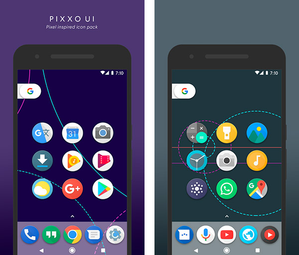 PIXXO UI Icon Pack
