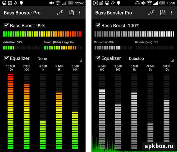 Bass booster эквалайзер: скачать на андроид | apkbox. Ru.