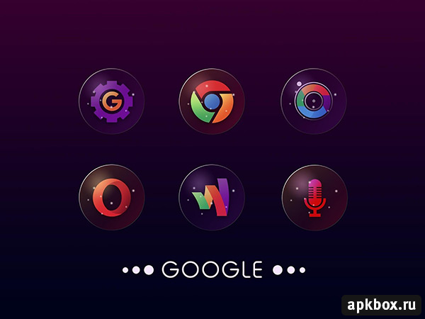 Imagine Icon Pack