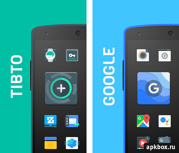 Tibto Icon Pack