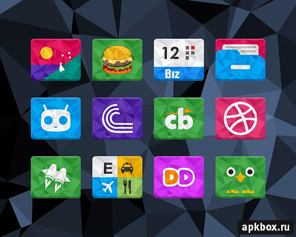 Rectron Icon Pack