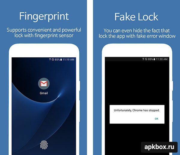 AppLock Fingerprint