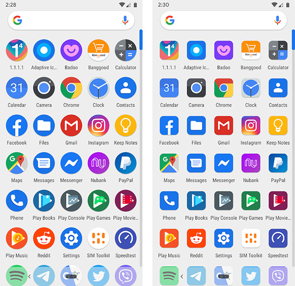 Adaptive Icon Pack