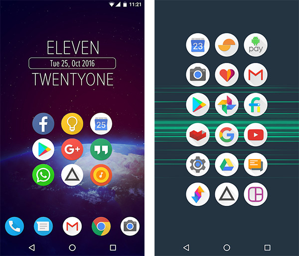 Dives Icon Pack