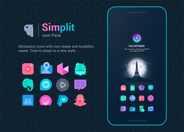 Simplit Icon Pack