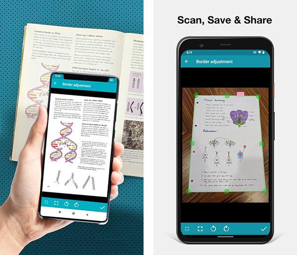 Notebloc Scanner