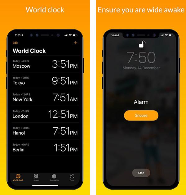 iClock iOS