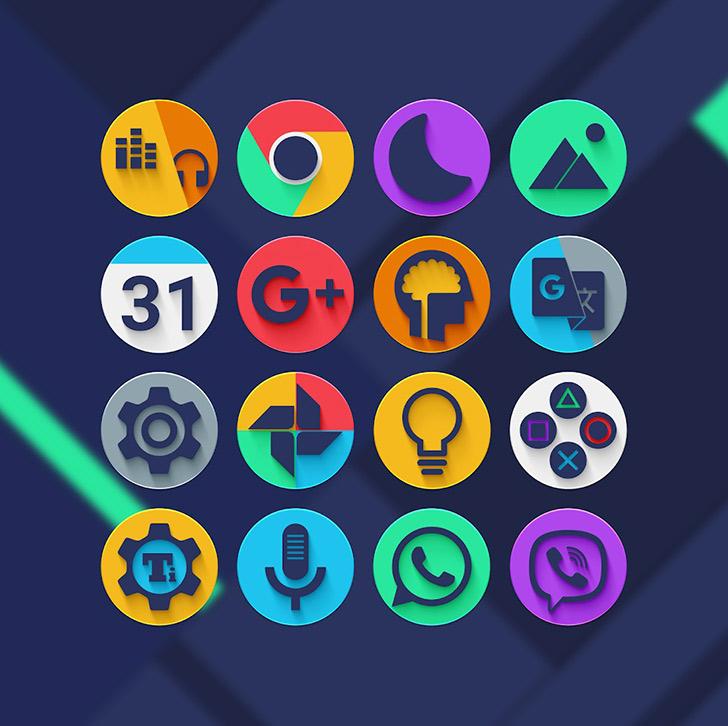 Almug Icon Pack